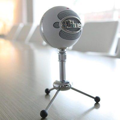 Record better audio with the Blue Snowball USB mic on sale for $39