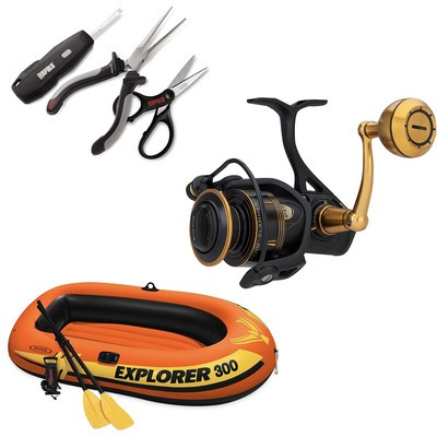 Boating and Fishing Gear Essentials