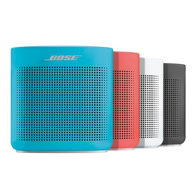 In Flavor Bose Soundlink Color Ii 2 Wireless Bluetooth Speaker Black Blue Red White Fragrant