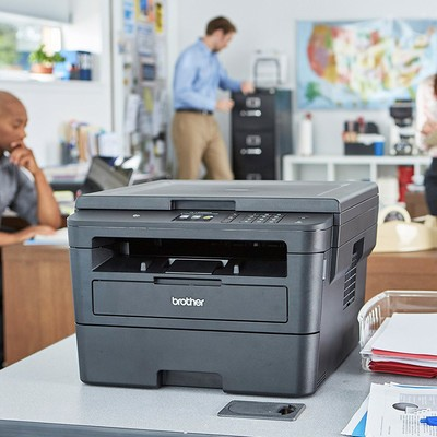 Brother HL-L2395DW monochrome compact laser printer