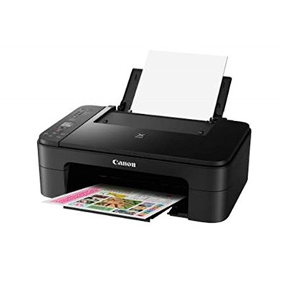 Print Full Color Photos Wirelessly Copy And Scan With Canon S 55 Ts3127 Printer