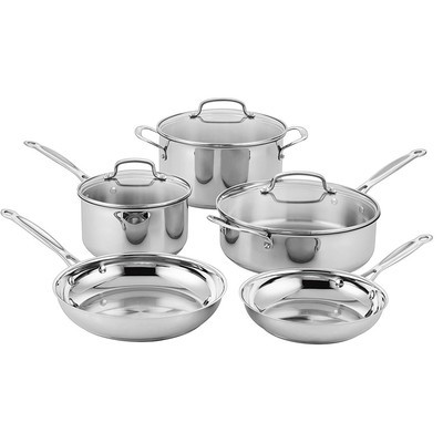 Cuisinart Classic 8-Piece Stainless Set