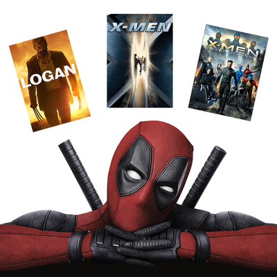 05858f23e43 These Digital HD films at Amazon each come with  8 off Deadpool 2 movie  tickets
