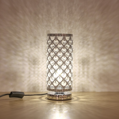 Set this decorative crystal table lamp on your desk for just 14 today aloadofball Image collections