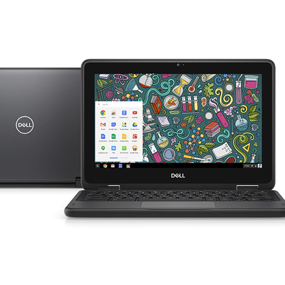 7b9f3577915 You'll flip for this one-day sale on the refurb Dell Chromebook 2-in-1  Convertible Laptop