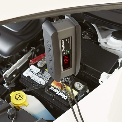 cfd3b318f56 Keep your battery charged and maintained with this $27 DieHard Platinum  Smart Battery Charger