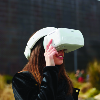 f28c888dbd7 Take  100 off the DJI Goggles and experience drone flying in a whole new way