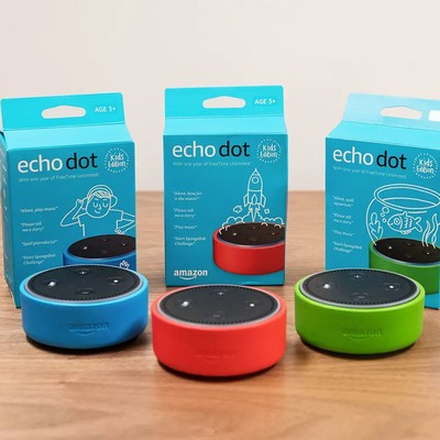 Echo Dot Kids Edition 2-Pack