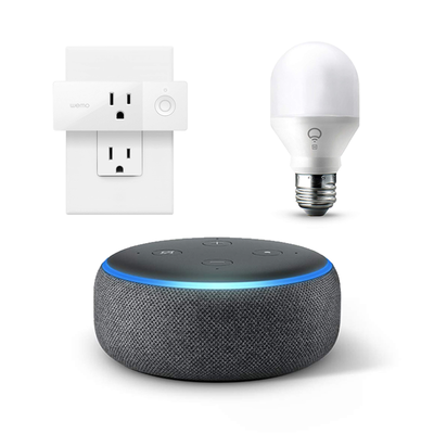 $10 smart bulb or smart plug for Amazon Echo / Sonos One owners