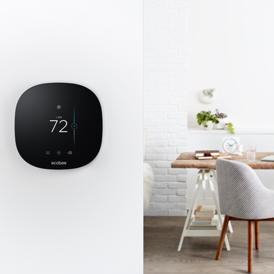 Reduce your heating bill with an ecobee4 smart thermostat at $100