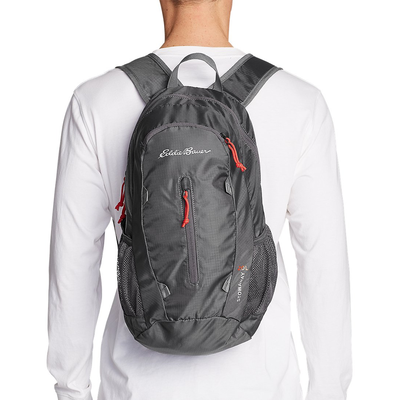 9045a14c0301 Sling one of these Eddie Bauer backpacks over your shoulder for just  15
