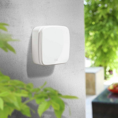 The Elgato Eve outdoor weather sensor is down to just $38