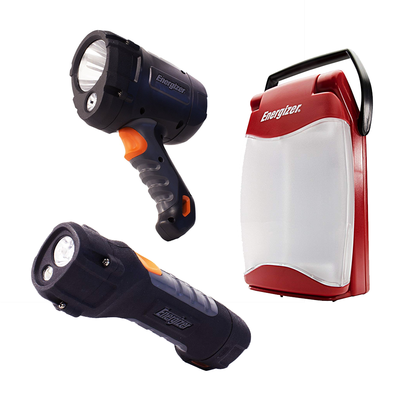 One-day discounts on Energizer flashlights