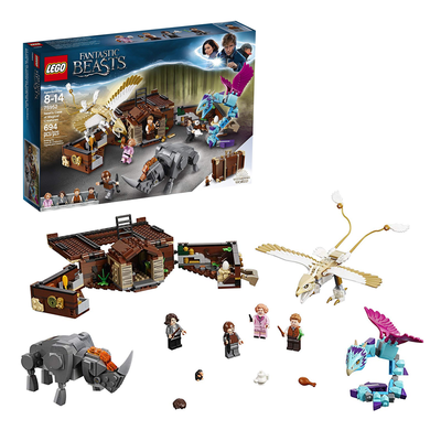 This Discounted Lego Harry Potter Set Resembles Newt S Case From