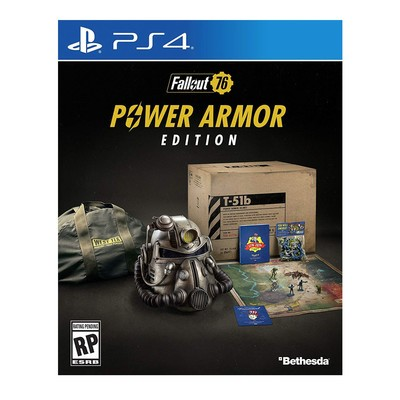 Fallout 76: Power Armor Edition (PS4)