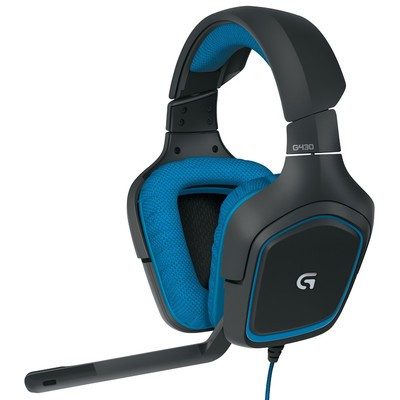 d0aaf1632a3 Grab the Logitech G430 surround sound gaming headset discounted to $30