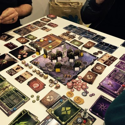 Tabletop Gamers Gloomhaven Can Be Yours For 108 Right Now