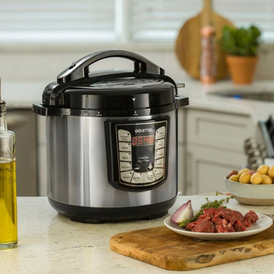 50% off select Gourmia Air Fryers and Pressure Cookers