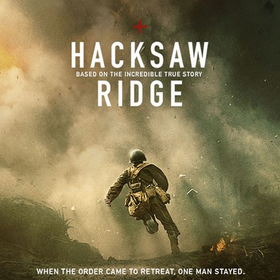 Hacksaw Ridge In Digital 4k Is Down To 5