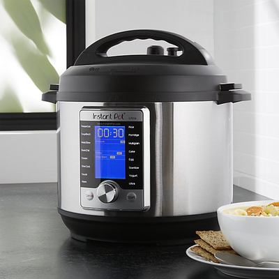 Instant Pot Ultra 10-in-1 6-quart programmable pressure cooker