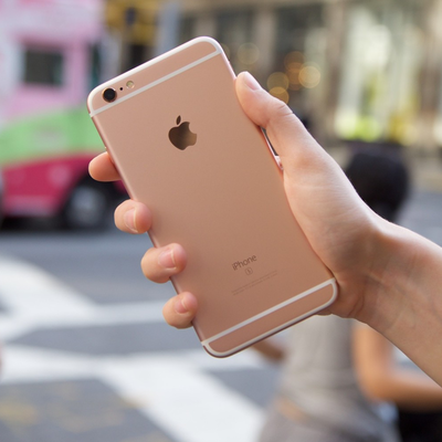 Refurbished iPhone 6s, 6s Plus and 7