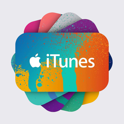 10% off iTunes gift cards