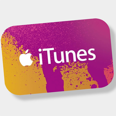 Reload your iTunes account with 15% off this $50 digital gift card