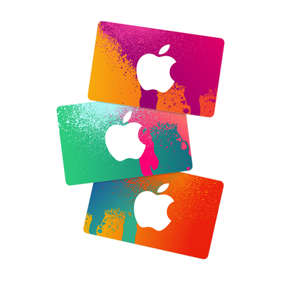 Up to 13% off iTunes gift cards at Raise