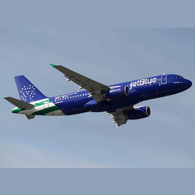innovative design 9e90a ef4c3 Time to book that flight you ve been dreaming of with JetBlue s Friends    Family Sale