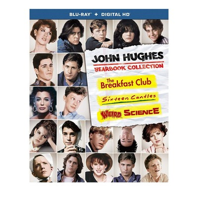 John Hughes Yearbook Collection (Blu-ray)