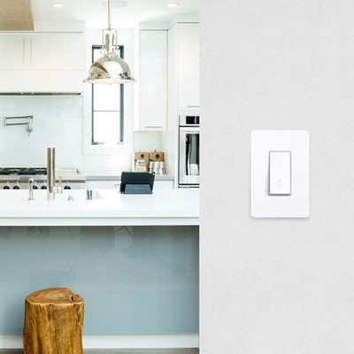 Control your lights from anywhere with three TP-Link smart switches for $55