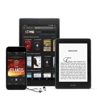 This Kindle Unlimited 40% off sale is just Amazon trying to
