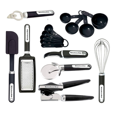 Kitchenaid S Gadget Set Comes With 16 Essential Kitchen Tools At Its