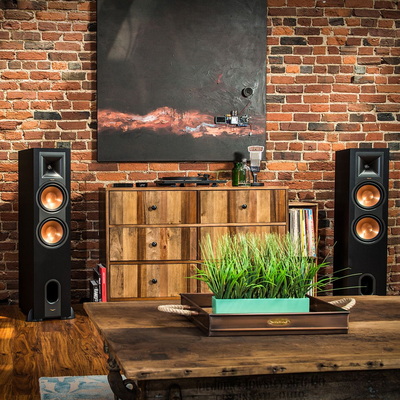 Upgrade your audio setup with this $400 pair of powered Klipsch