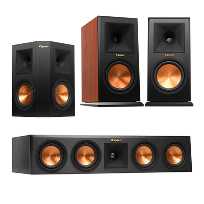 873f516b4b3c Get in the groove with one-day discounts on refurb Klipsch Reference  Premiere Theater Speakers