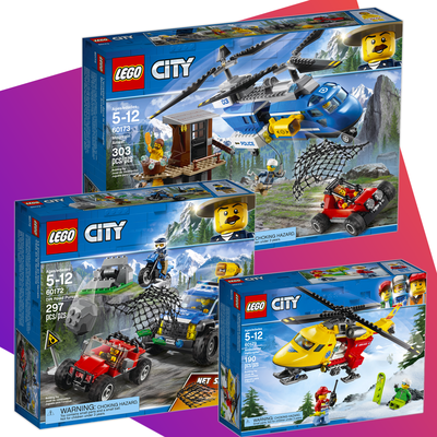 These 2018 Lego City sets are 20% off at Walmart for a