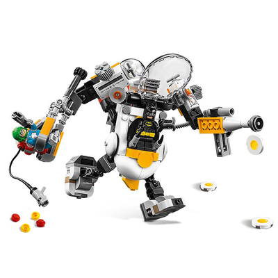 Add To Your Lego Batman Collection With The 24 Egghead Mech Food