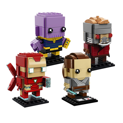 Marvel And Star Wars Lego Brickheadz Are On Sale For As Low As 5