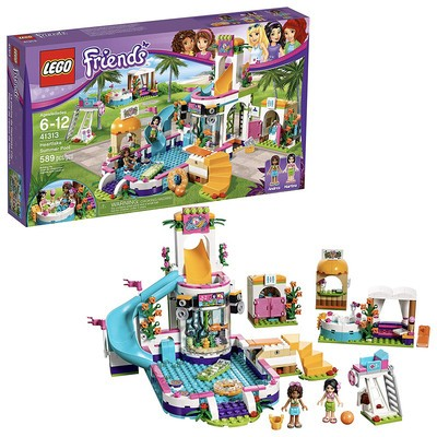 Take Your Imagination For A Swim With The Discounted Lego Friends