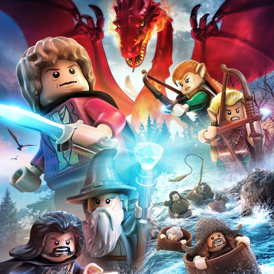 Lego The Hobbit (PC or Mac Download)