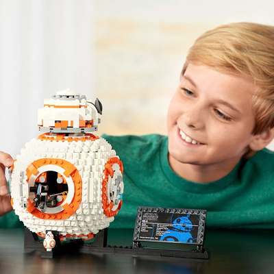 This Discounted Lego Star Wars Set Lets You Build And Make Friends