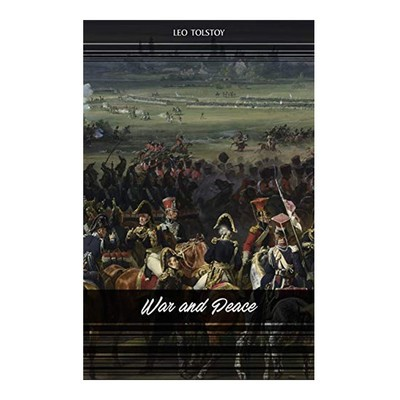 Leo Tolstoy War and Peace (Kindle Edition)