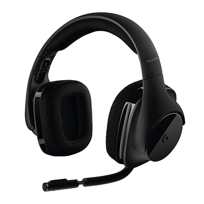 ff903a657fe Slip on this wireless Logitech G533 Gaming Headset for its lowest price yet