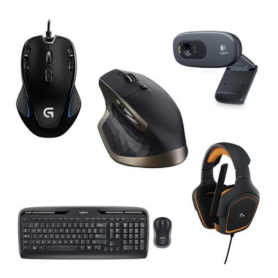 15c89e99e91 Various Logitech accessories are at their lowest prices for today only