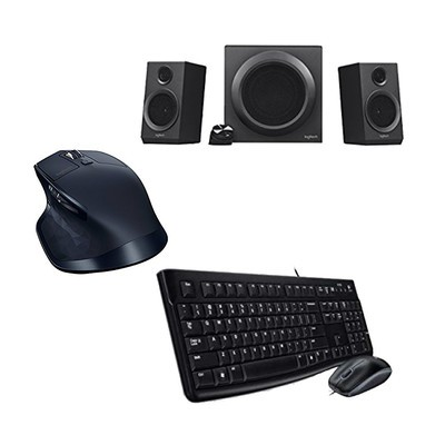 8a61201c651 Various Logitech PC accessories are on sale for as little as $13 today