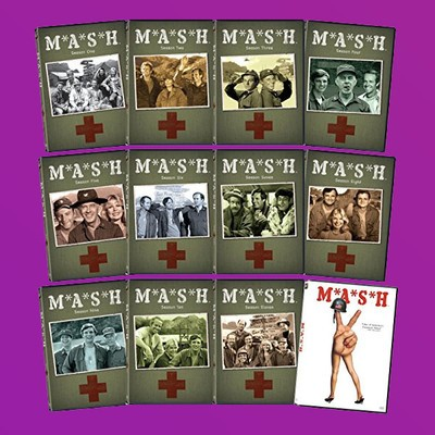 Relive a classic with M*A*S*H: The Complete Series and Movie (DVD