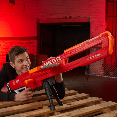 Start A Nerf War With Buy Two Get One Free On Blasters And Gear At Amazon