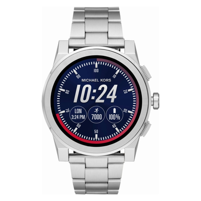4962f7ca170 Mix fashion and tech with over  60 off the Michael Kors Access Grayson  smartwatch