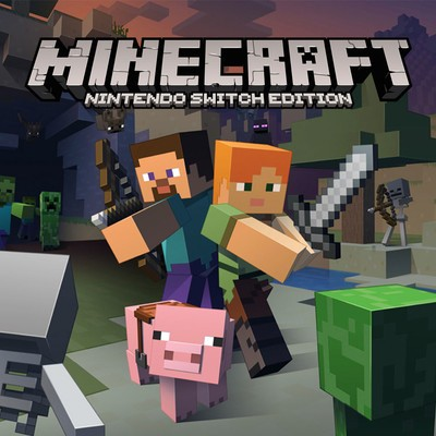 buy online 11a0f d4e3e Add Minecraft to your Switch game library for only  20 right now