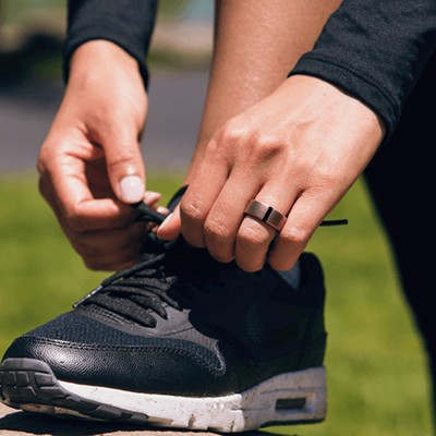 Motiv Ring Fitness, Sleep, and Heart Rate Tracker